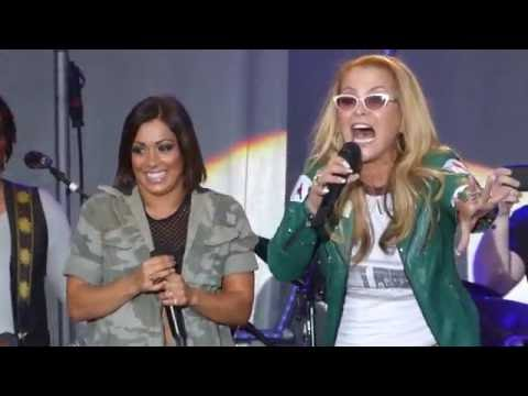 Anastacia - Paid my Dues (Live) @ Open Air Kino Gießen 15.07.16