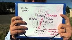 Kachelmann-Wetter Sonntag 4.9.&15-Tage-Trend D