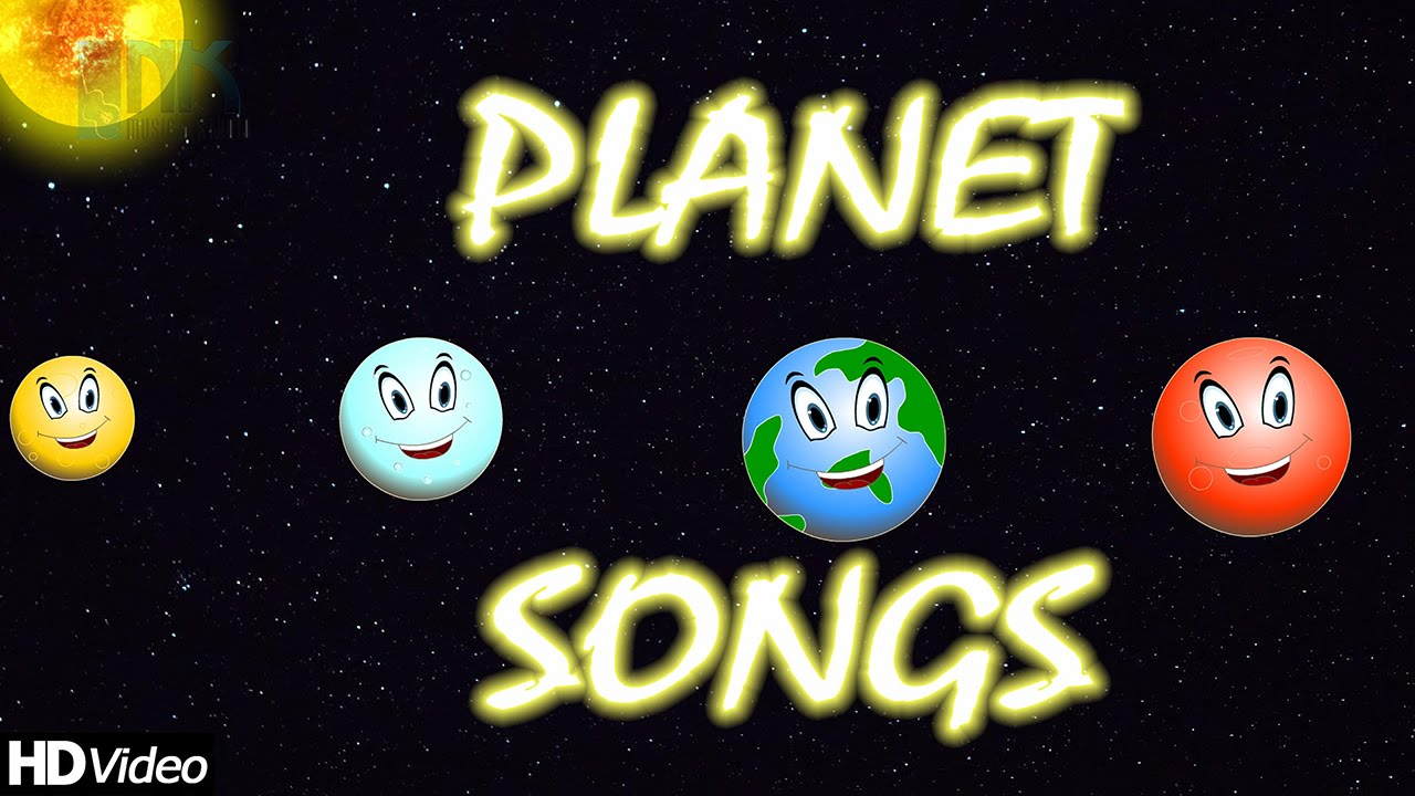 The Solar System Songs   U0026quot We Are The Planets U0026quot