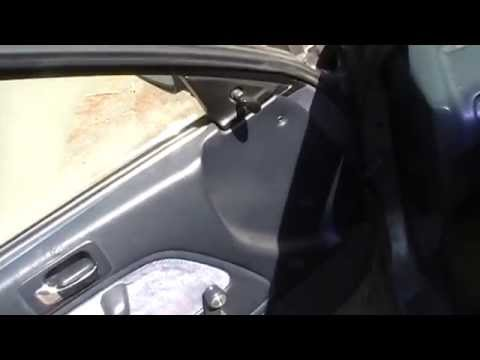 Replacing side mirror on 91 Accord