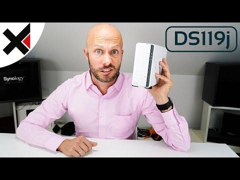 Synology DS119j, lieber nicht als Einsteiger NAS!   iDomiX