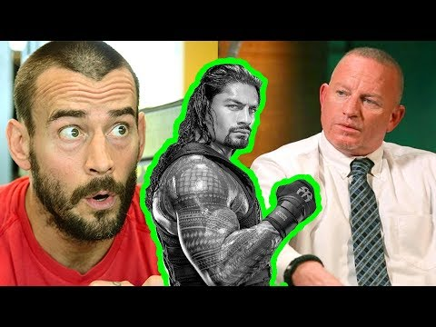 CM PUNK ALL IN RETURN? IS SMACKDOWN'S CREATIVE BROKEN? REIGNS ROID INFO COMING? Going in Raw Podcast
