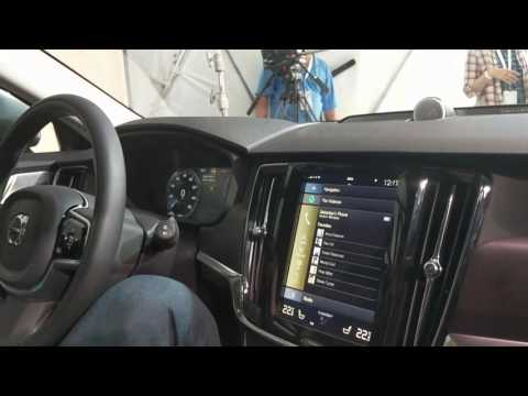 Android in the Car demo