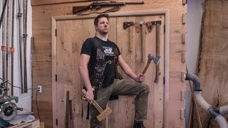 Woodworking, A Manly Closet