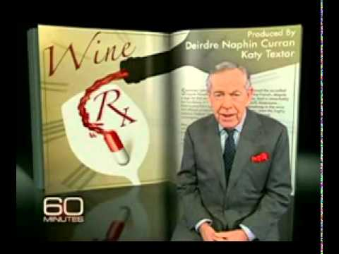 60 minutes - Is red wine healthy?