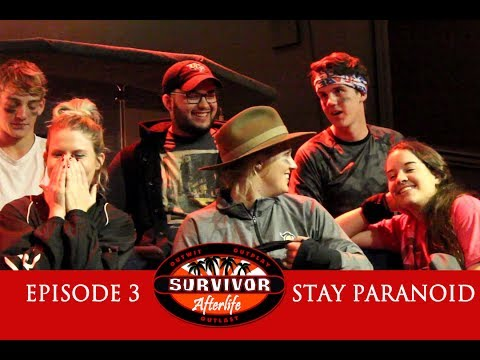"Survivor: Afterlife Episode 3--""Stay Paranoid"""