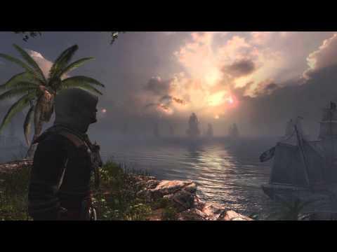 Assassins Creed IV Black Flag | gameplay trailer Sony PS4 (2013) E3