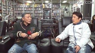 膀胱がんと戦う小倉智昭に坂上忍が独占インタビュー! (C)フジテレビ ...