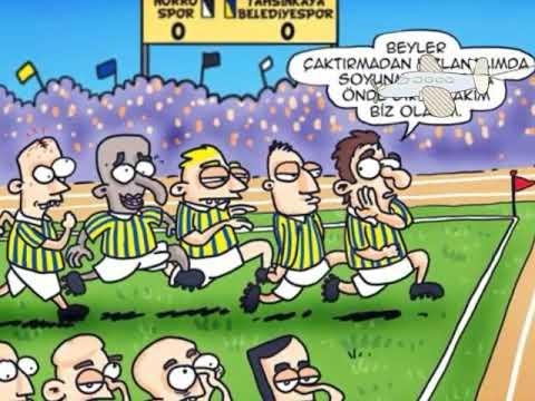 1vidyom Futbol Karikatürü Youtube