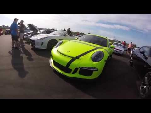 M1 Concourse Cars and Coffee 7-23-16