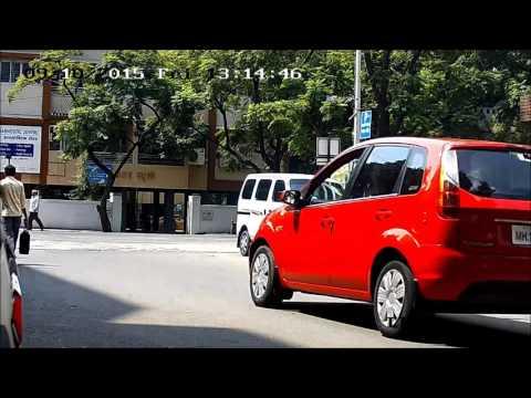 Hikvision License Plate Recognition (LPR) Camera Demo Video