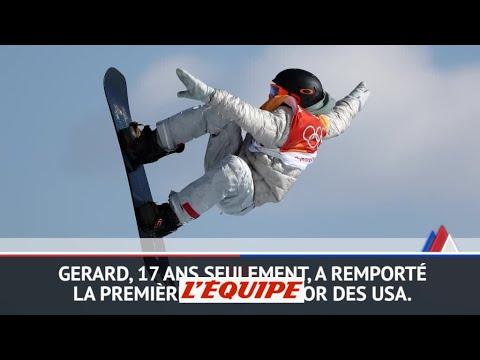 JO 2018 - Snowboard (H) : Gerard, la nouvelle pépite du snowboard