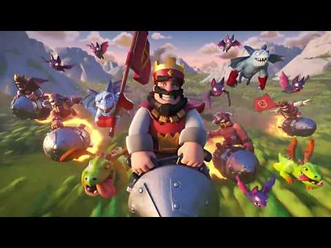 Clash Royale - Clan Wars Cinematic Trailer
