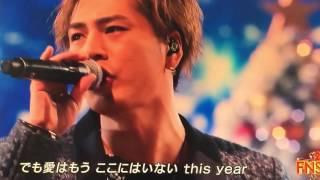 TAKAHIRO + SHOKICHI +ネスミス + 今市隆二 + 登坂広臣.