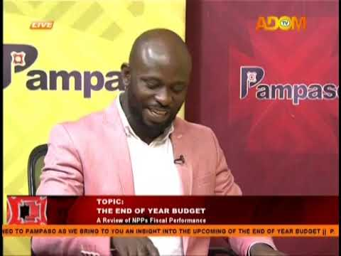 The End Of Year Budget - Pampaso on Adom TV (13-11-18)
