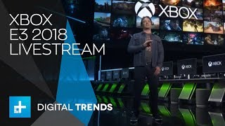 Xbox @ E3 2018 Press Conference: Watch Live Here!