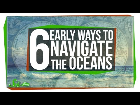6 Creative Ways People Used to Navigate the Oceans