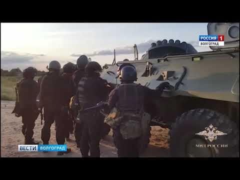 В Волгоградской области задержали налетчиков из Татарстана