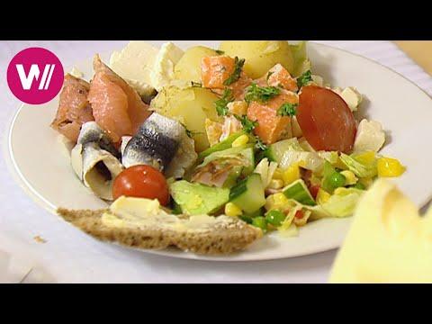 Zu Tisch in Finnland - Fische und Gemüse der Saison