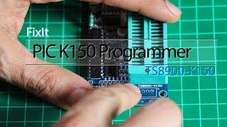 FixIt PIC K150 Programmer TS8900-K150