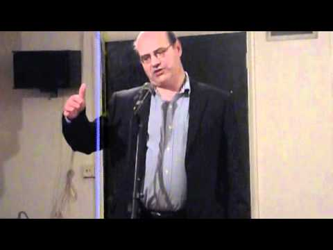 mark dunn poetry live reading clip, how author feels about his work being translated