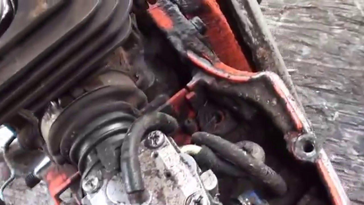 The Chainsaw Guy Shop Talk Husqvarna 372 X Torq Crankcase
