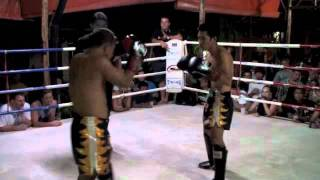 BBQ Beatdown 37: Songkram (Thailand) vs Paiton (Thailand) @ Tiger Muay Thai