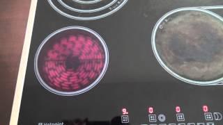 Электрическая варочная панель Аристон