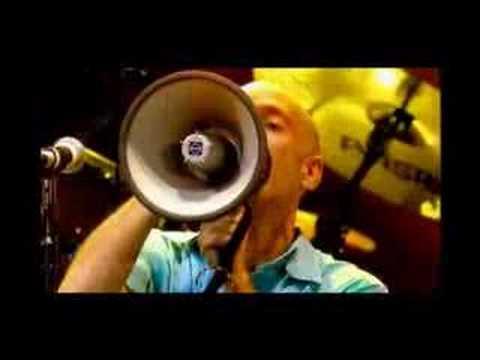 R.E.M.-Orange Crush(Live)