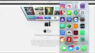 Como funciona Airplay duplicación en iOS 9.3.5 iPhone iPad iPod