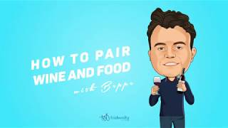 How to Pair Red Wines and Food