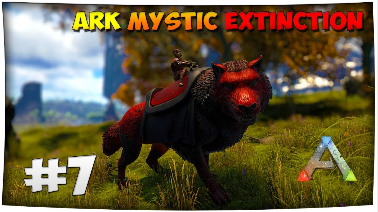 Alpha direwolf ark mod fr extinction ep7 youtube alpha direwolf ark mod fr extinction ep7 malvernweather Gallery