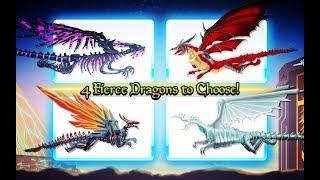 Dragon Fight Boos Shooting Game  Part 3  -  Tniy Lab Fun Games  Bcır Game Chanel