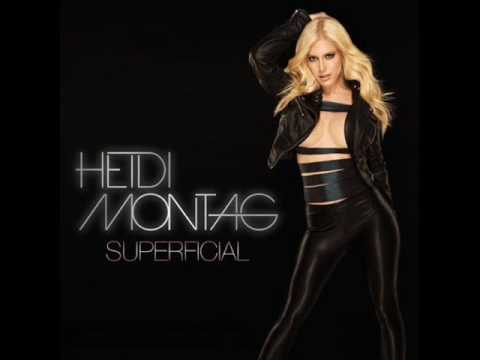 SUPERFICIAL - Heidi Montag [NEW SINGLE!]