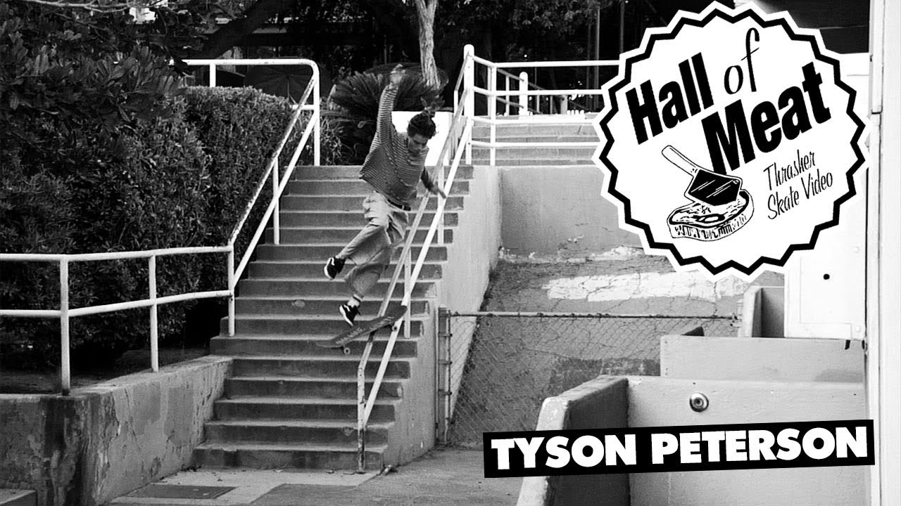 Download Hall Of Meat: Tyson Peterson