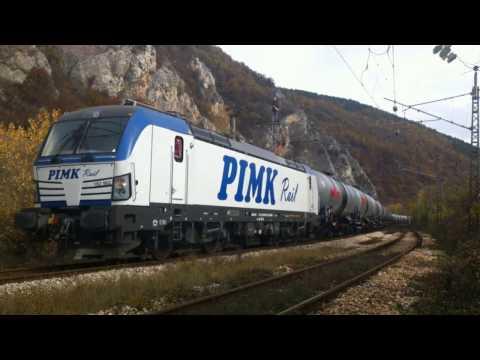 Bulgaristan'ın En Büyük Nakliye Şirketi Türkiye'ye Kargo Tren Seferi Başlatıyor