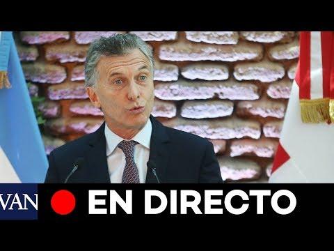 [EN DIRECTO] Conferencia de Macri y Guterres en Buenos Aires