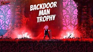 Backdoor Man Trophy - Slain: Back From Hell