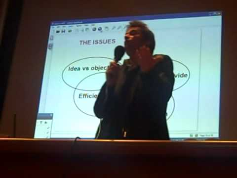 "Brendan Wightman ""Cambridge Digital Classroom"" Par..."