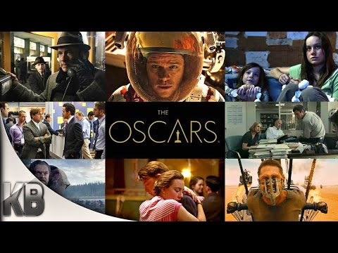The Oscars tribute 2016 -
