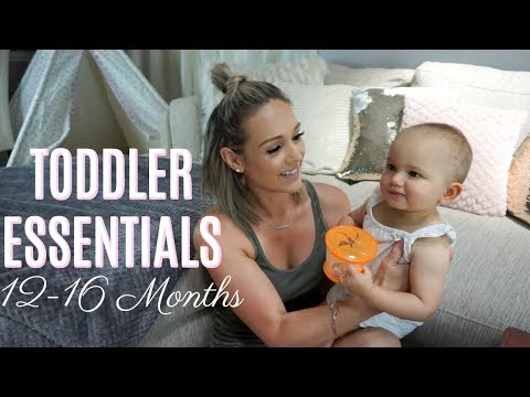 BABY/TODDLER MUST HAVES 12-16 MONTHS|...