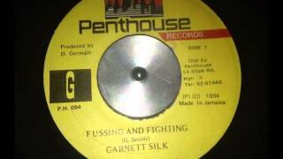 Garnett Silk - Fussing & Fighting