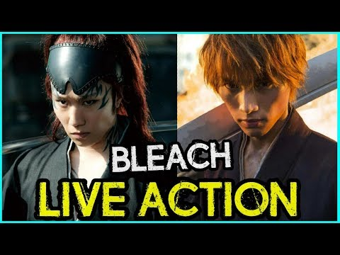 BLEACH: The Live Action Film Discussion