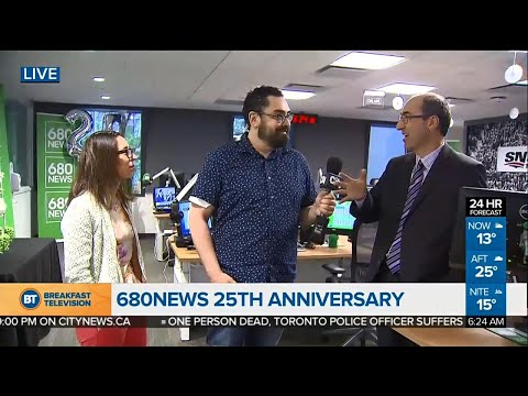 680 NEWS turns 25 but 'the best is yet to come'