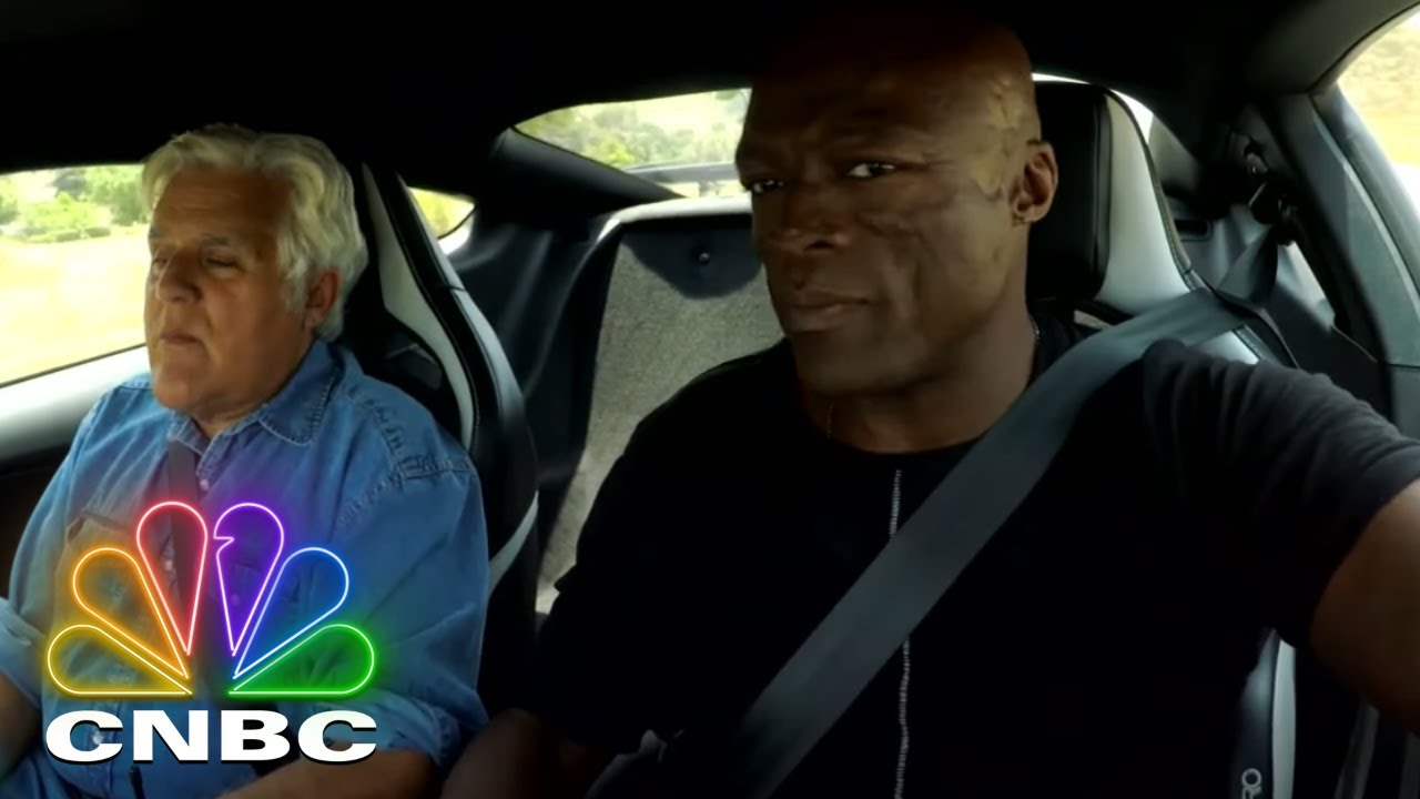 Download Seal And Jay Leno Take A 2020 Shelby Mustang GT500 For A Ride   Jay Leno's Garage