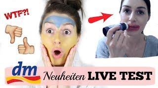 ❌ KRASS ❌ DM Neuheiten im LIVE TEST l Top oder Flop? l Sara Desideria
