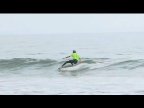 Malibu Surfrider Celebrity Expression Session
