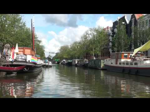 Vacation 2009 Amsterdam - Canals Cruise
