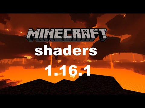 tutorial---how-to-install-shaders-for-minecraft-1.16.1
