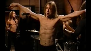 IGGY POP - Sessions At West 54th live 1999  (HD)